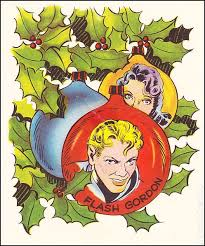 comic books in u0027king features christmas cards u0027