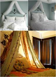 Diy Canopy Bed With Lights Sleep In Absolute Luxury With These 23 Gorgeous Diy Bed Canopy