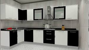 small l shaped kitchen design small l shaped modular kitchen designs youtube