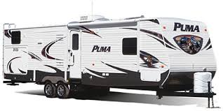 Puma Travel Trailers Floor Plans Find Complete Specifications For Palomino Puma Travel Trailer Rvs Here