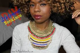 diy jewelry statement necklace images Diy statement necklace the maria antoinette jpg
