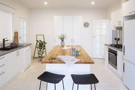 vanilla bliss kitchen design kaboodle kitchen