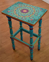 The 25 Best Wood Tables Ideas On Pinterest Wood Table Diy Wood by Best 25 Hand Painted Furniture Ideas On Pinterest Floral