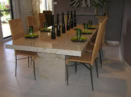 granite dining table models 20 best granite top dining table designs for your dining room home