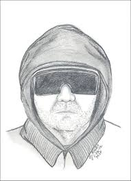 monroe police release sketch of robbery suspect toledo blade