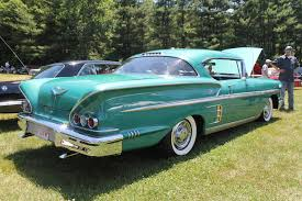 1958 chevrolet impala a one year wonder