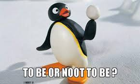 Pingu Memes - 22 dank noot memes funny gallery ebaum s world