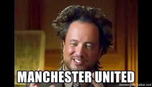 History Channel Aliens Guy Meme - manchester united history channel alien guy meme generator
