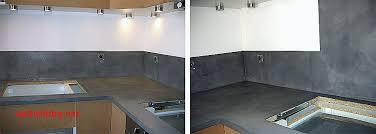 enduit carrelage cuisine beton pour plan de travail cuisine beton pour plan de travail