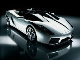 shiny silver lamborghini black and silver sports cars 3 desktop wallpaper