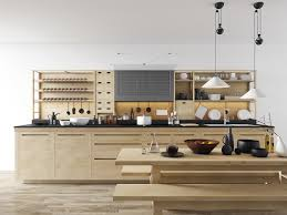 kitchens with open shelving ideas decorating ideas light wood and white kitchen open shelves