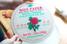how to buy and use rice paper wrappers