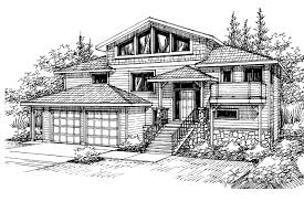 Contemporary House Plan Contemporary House Plans Matice 30 144 Associated Designs