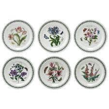 portmeirion botanic garden dinner plate set 6pce peter u0027s of
