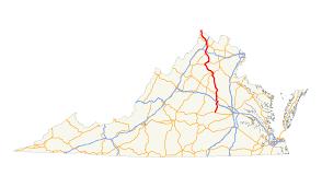 Fredericksburg Va Map U S Route 522 In Virginia Wikipedia