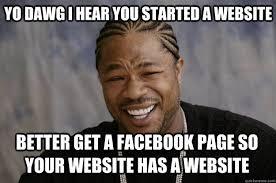 Website With Memes - xzibit meme memes quickmeme