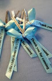 personalized ribbon for favors personalized ribbon for party favors baby shower favors