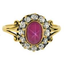 star sapphires rings images Antique star sapphire rings 76 for sale at 1stdibs jpg