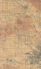Greater Los Angeles Map by