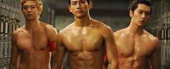 bikin meleleh inilah roti sobek ala 10 bintang idola korea