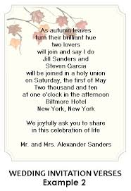 wedding wording sles wedding invitation verses personalized as the
