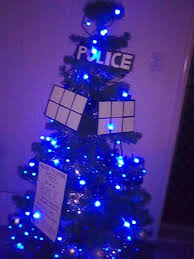 doctor who tardis tree doing this ok so i am a