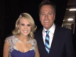 carrie underwood joins michael w smith to perform all is well