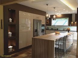 cuisine ouverte ilot cuisine ouverte ilot central inspirations et enchanteur cuisine