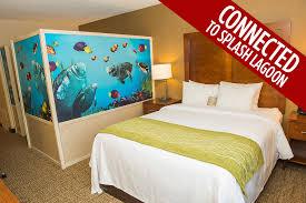 Bunk Beds Erie Pa Splash Lagoon Indoor Water Park Lodging Erie Pa
