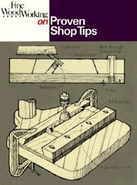 fine woodworking on proven shop tips selections from methods of
