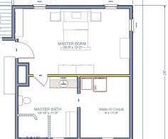 master bedroom plans 20 x 14 master suite layout search le petit plus