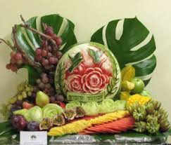fruit centerpiece designing beautiful fruit centerpieces and trays