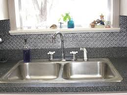 Larger Hammered Pattern Faux Tin Backsplash Roll WC - Pvc backsplash