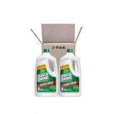 Quick Shine For Laminate Floors Amazon Com Quick Shine Multi Surface Floor Finish And Polish 64