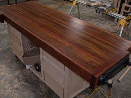 work bench tops treenovation