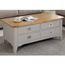 light grey coffee table bordeaux painted light grey 4 drawer coffee table costco uk