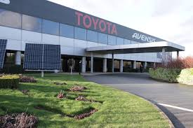toyota home toyota manufacturing uk wikipedia