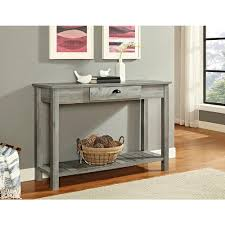 Kitchen Furniture Company by Walker Edison Furniture Company 48 In Country Style Entry Console