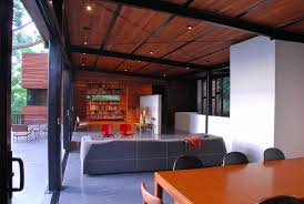 Wood Wall Living Room by Furniture U0026 Accessories Trying Use Modern Wood Ceiling For Home