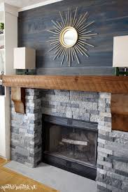 ideas for fireplace mantel and traditional rock added mantels