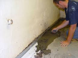 Basement Subfloor Systems - nine steps to take before finishing your basement in greater salt