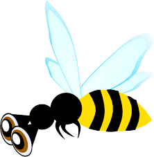 cartoon pictures of honey bees free download clip art free