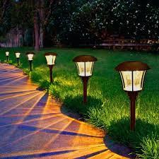 Landscape Lighting Uk Solar Garden Spotlights Outdoor Lighting Focus Lights Solar Garden