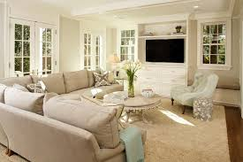 gray owl paint color living room traditional with sectional sofa