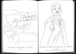 coloring book chance here s literally a chance the rapper coloring book for