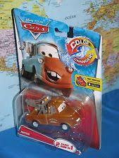 disney pixar cars mater color changers 2 paint jobs in 1 u0026 vhtf ebay