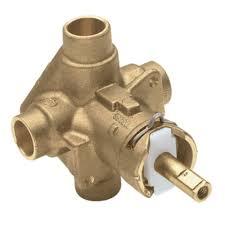 Moen Monticello Kitchen Faucet by Moen 2520 Monticello Positemp Pressure Balancing Shower Valve 1 2