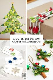 100 button christmas tree decoration christmas personalised