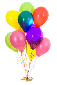 balloon bouqets balloons dozen balloon bouquet stock photo image of
