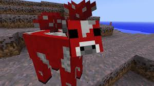 mooshroom cows minecraft colouring pages 2 coloring
